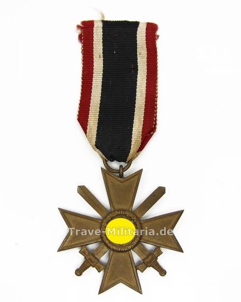 Kriegsverdienstkreuz 2. Klasse mit Schwertern Hersteller 100