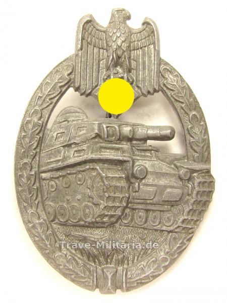 Panzerkampfabzeichen in Silber Hersteller FLL 43