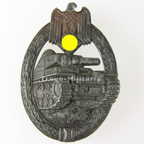 in Bronze Hohlprägung