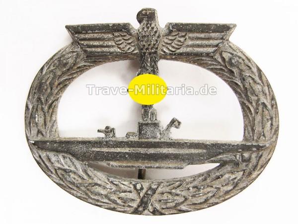 Ubootkriegsabzeichen Hersteller GWL