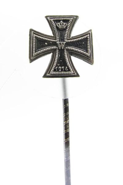 Miniatur Eisernes Kreuz von 1914-Silberausführung