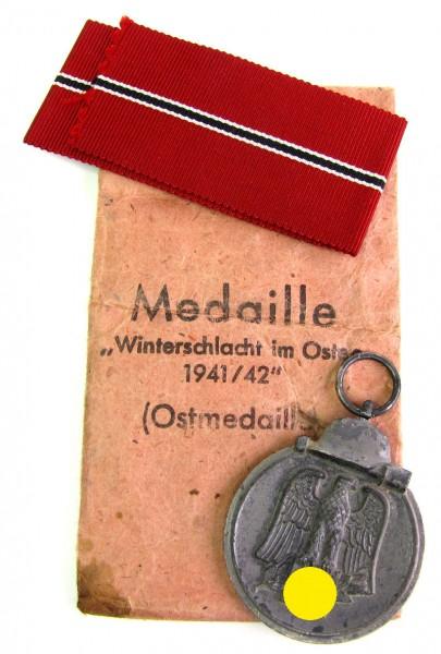 Set Medaille Winterschlacht im Osten