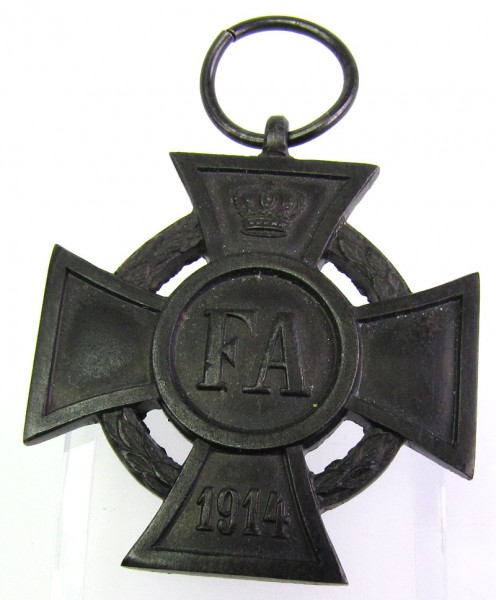 Oldenburg Friedrich August Kreuz 2. Klasse 1914