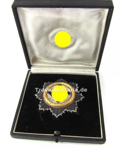 Deutsches Kreuz in Gold im Etui Hersteller 20