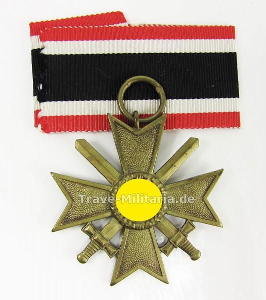 Kriegsverdienstkreuz 2. Klasse mit Schwertern Hersteller 93