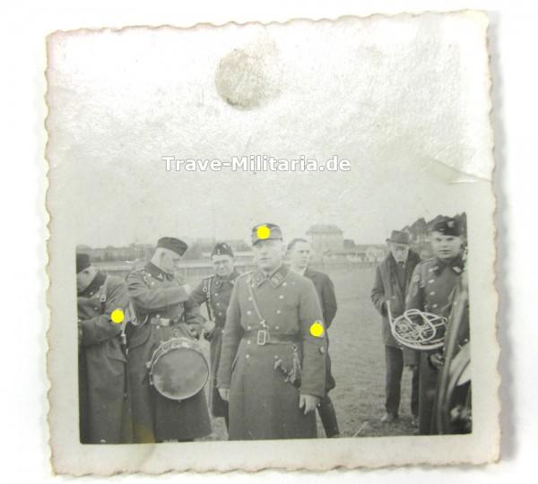 Foto NSKK-Führer mit Kettendolch