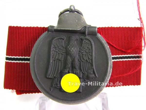 Medaille Winterschlacht im Osten am Band Hersteller 15 Friedrich Orth