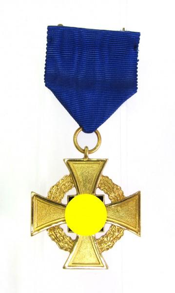 Treuedienst Ehrenzeichen 1. Stufe in Gold für 40 Jahre