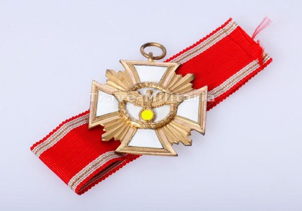 NSDAP Dienstauszeichnung in Gold am Band
