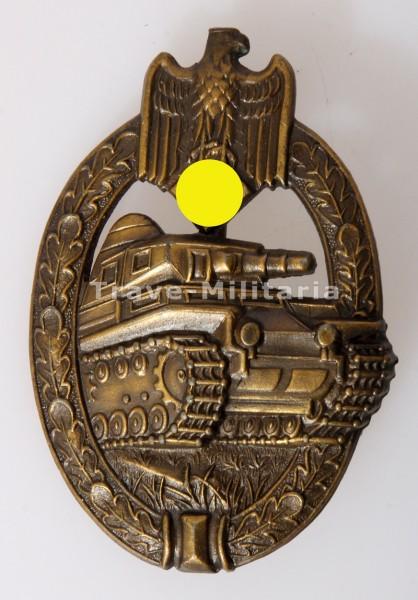 MINT Panzerkampfabzeichen in Bronze