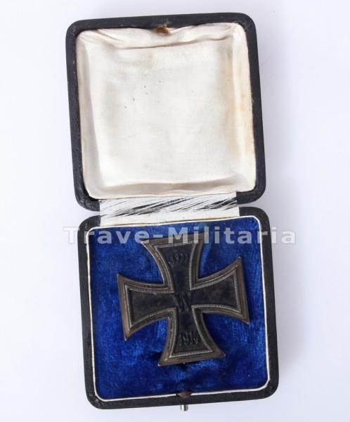 Eisernes Kreuz 1.Klasse 1914 im Etui