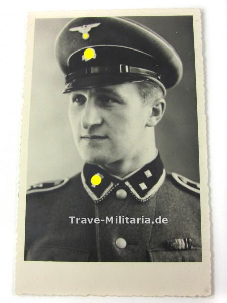 Portraitfoto Oberscharführer Totenkopf
