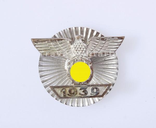 Schickle Spange zum Eisernen Kreuz 1. Klasse 1939 an Sternschraubscheibe