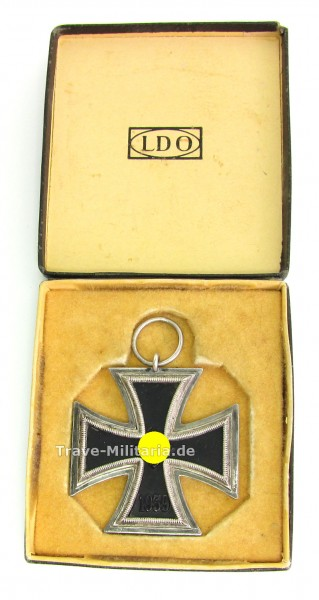 Eisernes Kreuz 2. Klasse im Etui Hersteller L/58