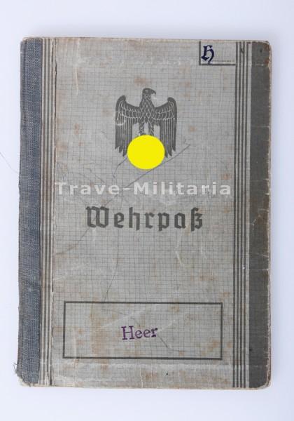 Wehrpass Fallschirm-Infanterie Soldat