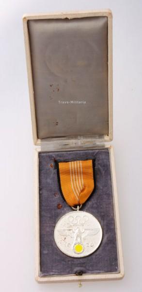 Deutsche Olympia - Erinnerungsmedaille 1936 im Etui