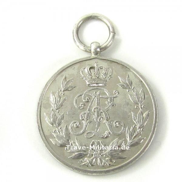 Sachsen Friedrich-August-Medaille in Silber 1905