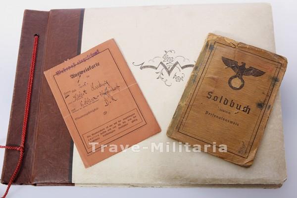 Fotoalbum I.R. 107 - 1939-1942
