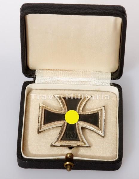 Eisernes Kreuz 1. Klasse im Etui Doppelmarkierung