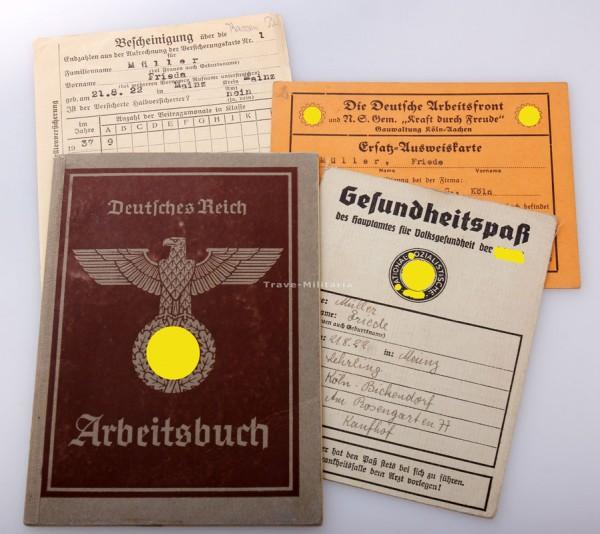 Papiere Friede Müller