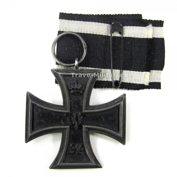 Eisernes Kreuz 2. Klasse 1914 Hersteller W&S