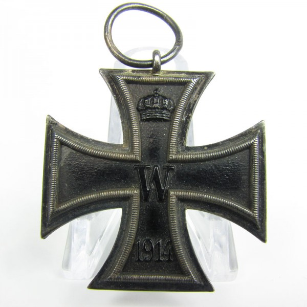 Eisernes Kreuz 2. Klasse 1914 am Bande mit Hersteller Z