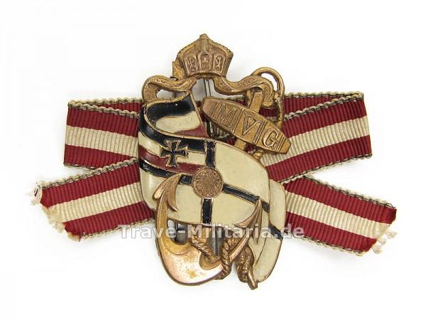 Abzeichen Kaiserlicher Marineverein MVG