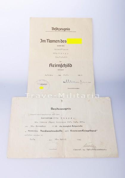 Urkundengruppe I.R. 105
