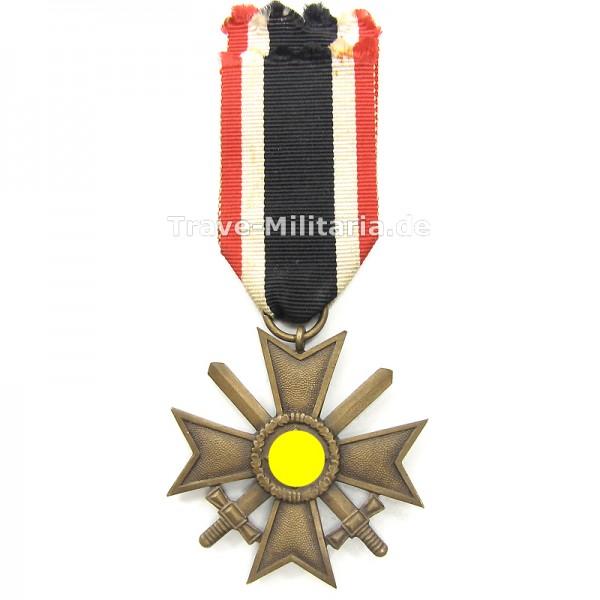 Kriegsverdienstkreuz 2. Klasse mit Schwertern Hersteller 97
