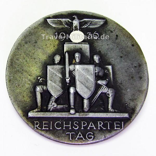 Kleinabzeichen Reichsparteitag 1936