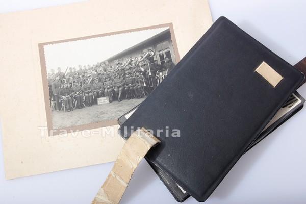 Fotos Musikzug SS Totenkopf Inf. Ers. Batl. 3