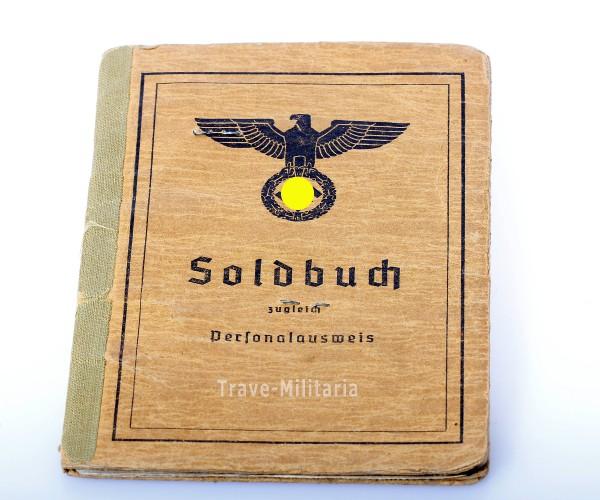 Soldbuch Inf. Reg. 203