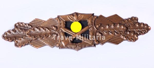 Nahkampfspange GWL Bronze Aluminium - weltweit einmalig