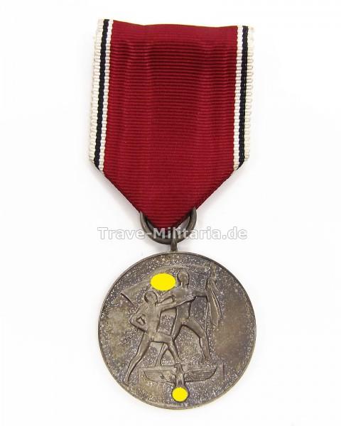 Medaille zur Erinnerung an den 13. März 1938