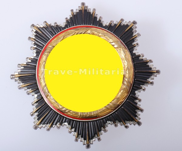 Deutsches Kreuz in Gold - leicht - 20er