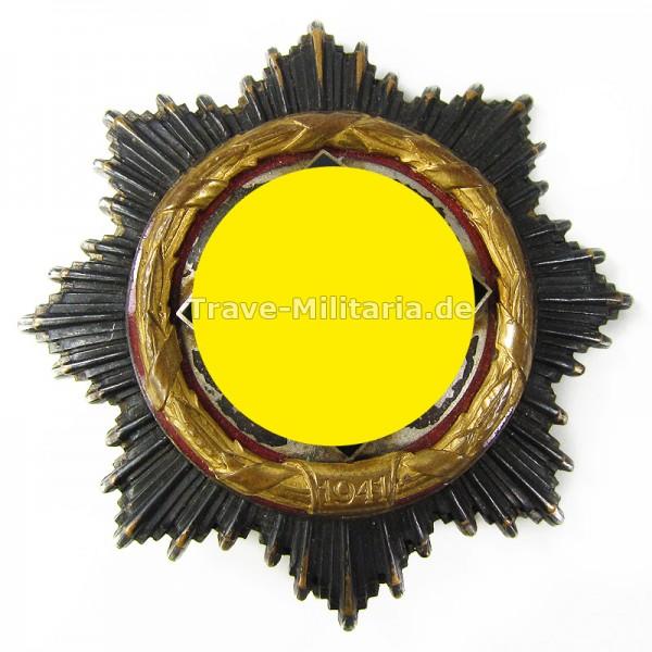 Deutsches Kreuz in Gold Hersteller 1 schwer