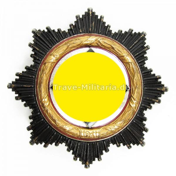 Deutsches Kreuz in Gold Hersteller 134