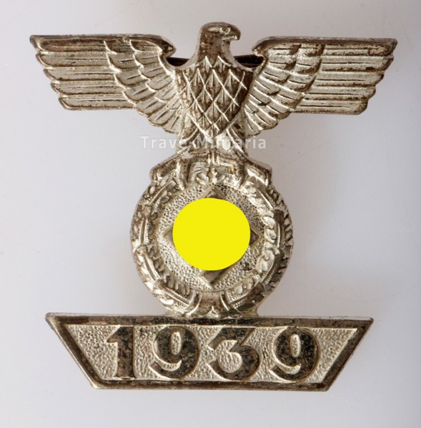 Wiederholungsspange zum Eisernen Kreuz 2. Klasse 1939