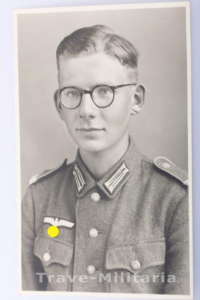 Portrait eines Gefreiten - Offiziersanwärter