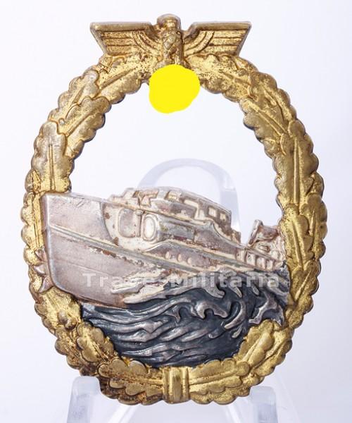 Schnellboot-Kriegsabzeichen 1. Form