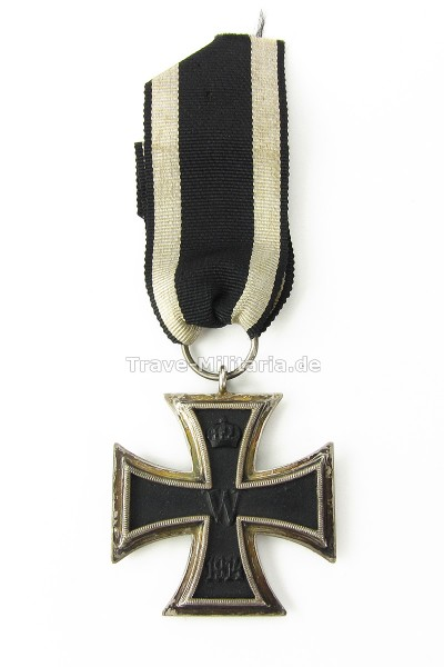 Eisernes Kreuz 2. Klasse 1914 Hersteller KAG