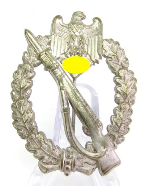 Infanteriesturmabzeichen in Silber Buntmetall